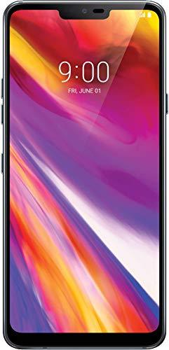 LG Electronics G7 ThinQ 64GB Factory Unlocked Phone - 6.1' Screen, Platinum Grey