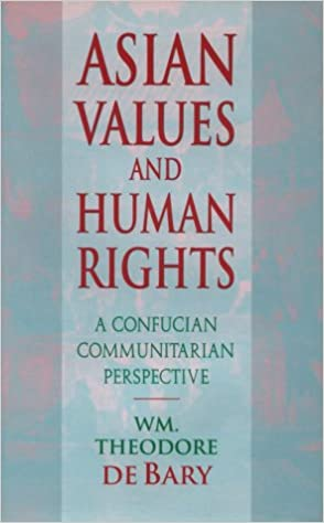Consider, asian values and human rights with you