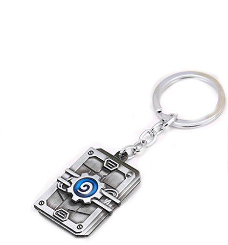 WOW World of Warcraft Game Gaming Key Ring Keychain for House Boat Auto Keys