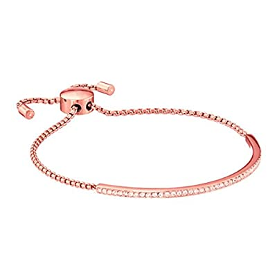 Cheap Susenstone Women Bracelets Plated Adjustable Chain Bracelet Jewelry (Rose Gold) for sale