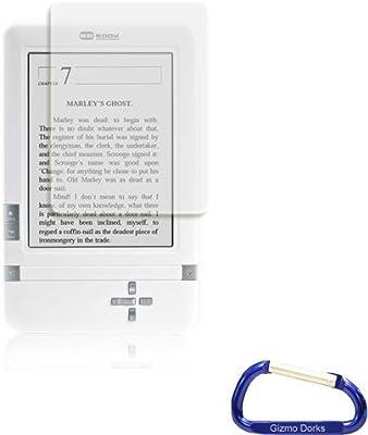 Gizmo Dorks Scratch Defender Protector de pantalla con mosquetón llavero para el BeBook Club S eReader Tablet: Amazon.es: Informática