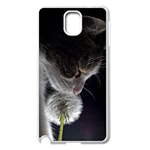 CAT YT8056508 Phone Back Case Customized Art Print Design Hard Shell Protection Samsung Galaxy Note 2 N7100