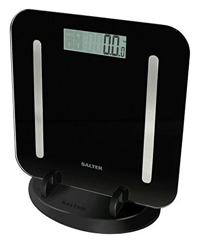 Salter StowAWeigh 9147 BK3R Body Analyser Bathroom Scale