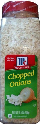 McCormick Chopped Onions 15.5oz