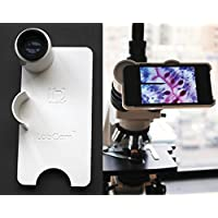 iDu LabCam Microscope Adapter for iPhone 6 Plus+ - With10X 23/30mm multi-fit WF Lens