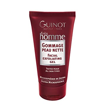 Exfoliating facial gel guinot photo 551