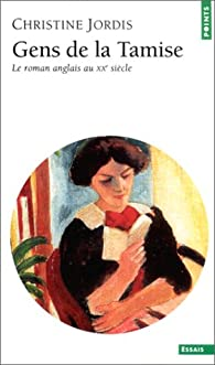 Gens de la Tamise par Christine Jordis