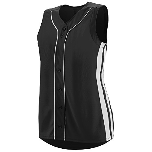 Augusta Sportswear Women's Winner Sleeveless Softball Jersey S ()