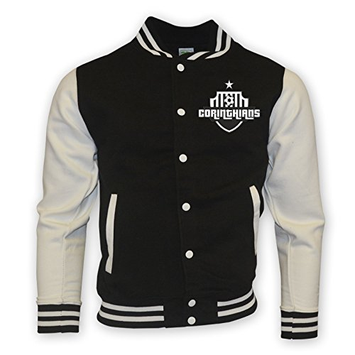 fan products of Corinthians College Baseball Jacket (black)