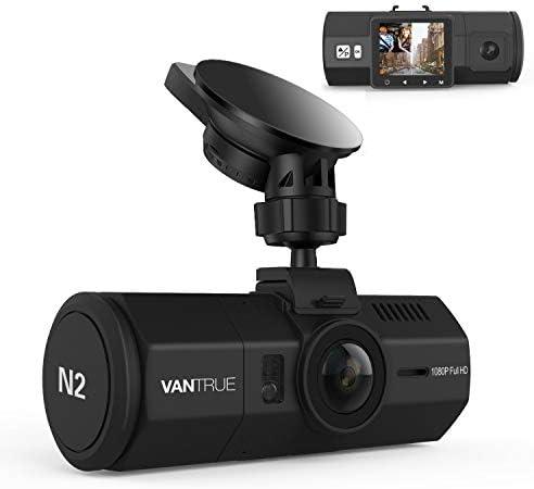 Vantrue N2 Cam 1080P Dashboard Detection product image