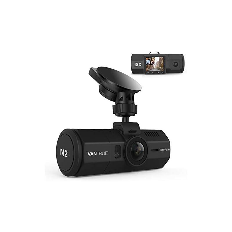 Vantrue N2 Uber Dual Dash Cam-1080P Insi