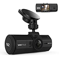 Vantrue N2 Uber Dual Dash Cam-1080P Inside and Outside...