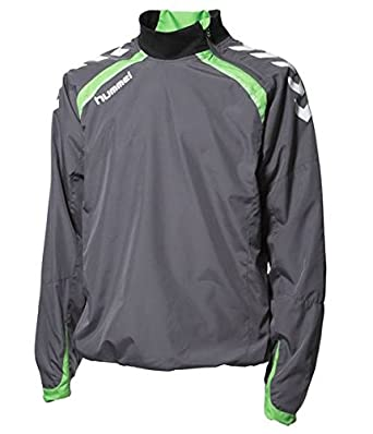 Hummel Team Spirit - Chaqueta para hombre, tamaño S, color gris: Amazon.es: Deportes y aire libre
