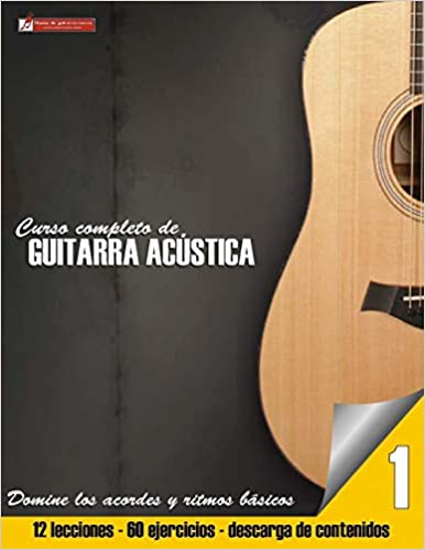Curso completo de guitarra acustica: Volume 1 Curso completo de ...