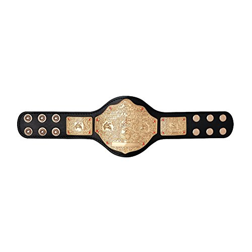 WWE World Heavyweight Championship Mini Replica Title Belt by WWE Authentic Wear