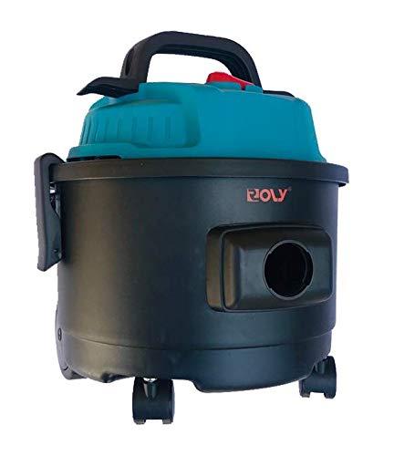 Aspiradora potente con capacidad 15 litros, para superficies seco/mojado con manguera reforzada y extra larga, potencia 1000...
