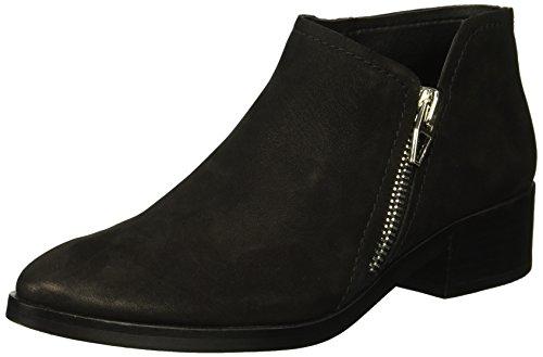 Dolce Vita Women's Trent Ankle Boot Black Nubuck