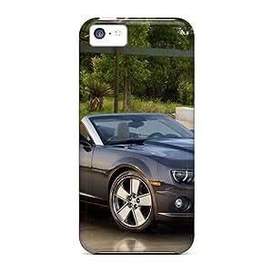 New Fashion Premium Tpu Case Cover For Iphone 5c - Camaro Convertible