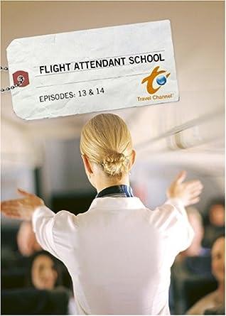 Amazon.com: Flight Attendant School - Episode: 13 & 14: Discovery ...