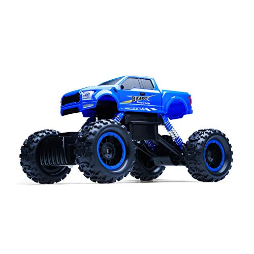 BENHOM RC Cars,Children's Cross CountryToys, Dual-Motor 4-Drive Strong Power Climbing Off-Road Strong Light Series