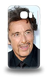 HotAl Pacino The United States Male The Merchant Of Venice Tpu 3D PC Case Cover Compatible With Galaxy S6 ( Custom Picture iPhone 6, iPhone 6 PLUS, iPhone 5, iPhone 5S, iPhone 5C, iPhone 4, iPhone 4S,Galaxy S6,Galaxy S5,Galaxy S4,Galaxy S3,Note 3,iPad Mini-Mini 2,iPad Air )