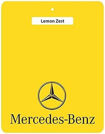 2 Für 5 Deal Mercedes Benz Auto Lufterfrischer Retro Serie Gelb 190 600 200 Serie 300 Serie 400 Serie 500 Serie Cl Klasse A Class C Klasse E Klasse S Klasse V