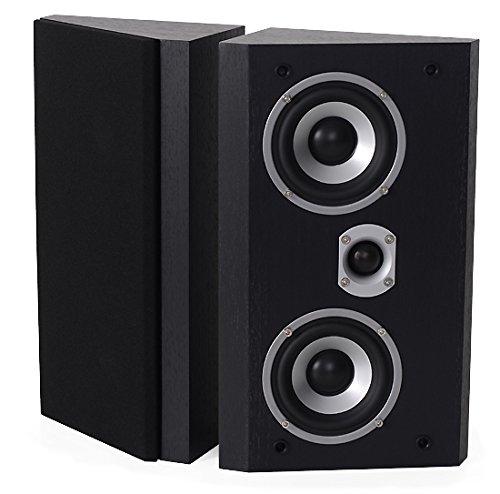 Dynavoice luidspreker voor rek, muur, plafond, paar ref. : Magic FX-4 v.3 zwart