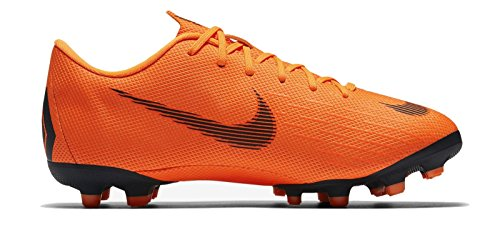 Mercurial white Jr Total Zapatillas Unisex Fútbol Nike Orange O De Xii Academy Niños Mg Vapor total Owq45Fq