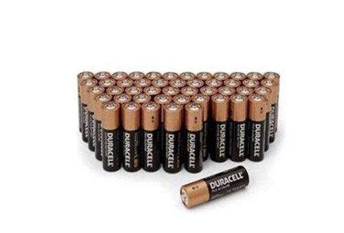 Duracell Coppertop 80 Aa Batteries Mn1500 Alkaline by Duracell