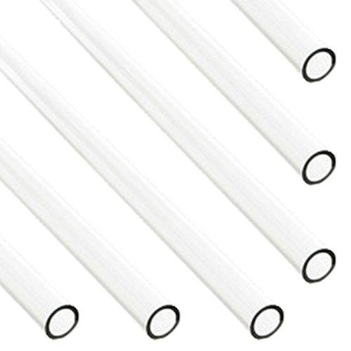 (KS) 6 PIECES PLUMBING HVAC 5/8'' X 12'' BOILER FURNACE GAUGE GLASS by KS