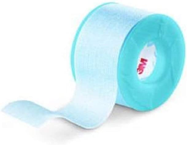 3M Kind Removal Silicone Tape 1 Inch X 5-1/2 Yards - Box of 12 Rolls