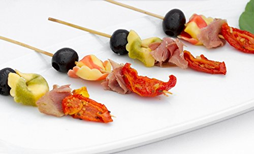 - Antipasto Kabob with Prosciutto - Gourmet Frozen Appetizers (Set of 4 Trays)