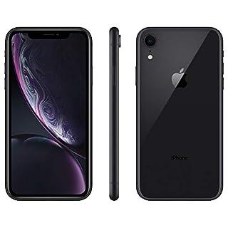 Apple iPhone XR, 256GB, Black - For Sprint (Renewed)