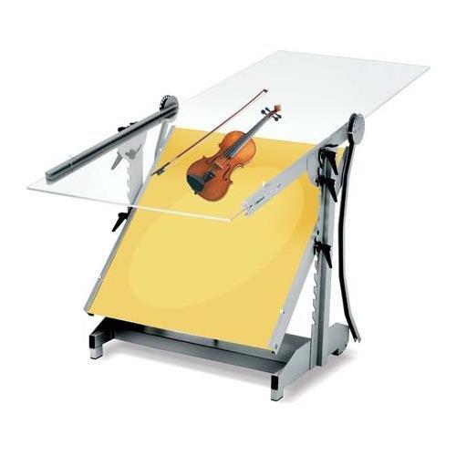 Elinchrom EL 26265 Matte Plexiglass Plate for EL 19221 Still Life Table (White) by Elinchrom