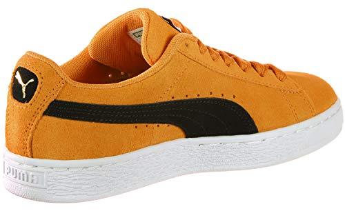 puma Classic 67 Unisex orange Adulto Verde Suede Pop Puma Black Scarpe 5UxFO8wq