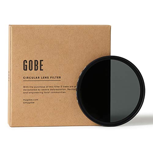 Gobe - Filtro para Objetivo ND 58 mm ND8 (3 Pasos) (2Peak)
