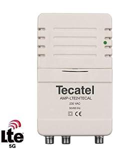 Tecatel FA-MAX24160 - Fuente de alimentación 24 V, Color Banco ...