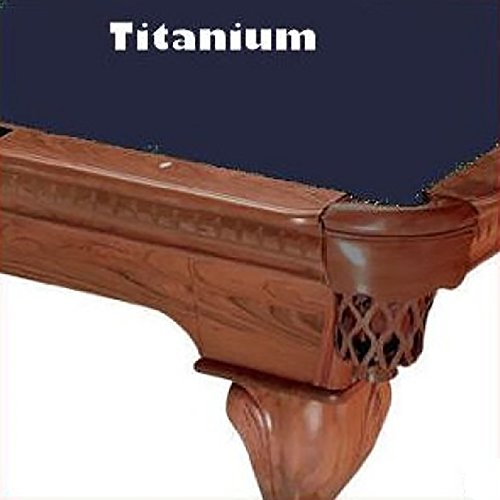 8' Titanium ProLine Classic 303 Teflon Billiard