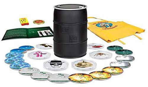 Breaking Bad: The Complete Series 2014 Barrel [Blu-ray] [Region A]