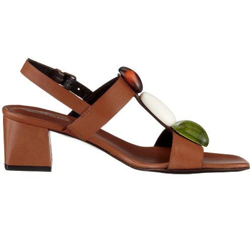 C.Doux 5464, Damen Sandalen/Fashion-Sandalen Braun (C23)