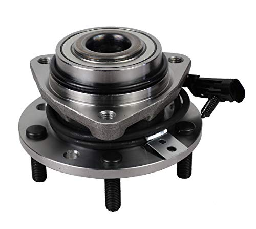 (Autoround Wheel Hub And Bearing Assembly)