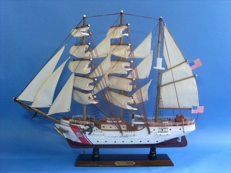 United States Coast Guard USCG Eagle Tall Model Ship for sale  Delivered anywhere in USA