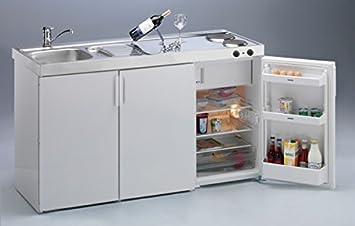 Miniküche Ohne Kühlschrank : Miniküche kitchenline mk ohne kühlschrank leere