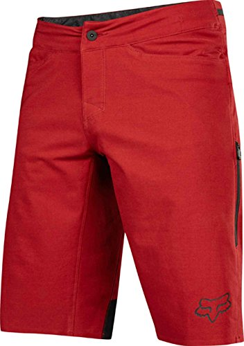 Fox Block (Fox Racing Indicator Short - Men's Bright Red, 30)