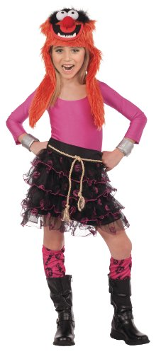 The Muppets Movie Animal Girl's Tutu Dress Up Box Set