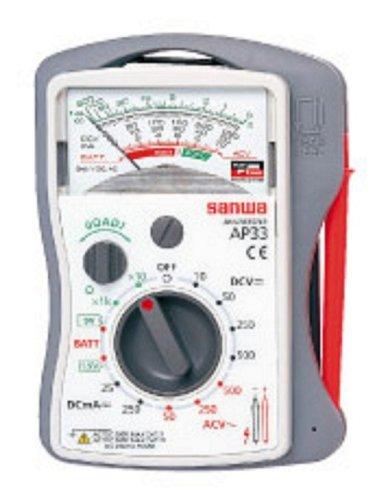 Sanwa AP-33 Analog Multimeter **GENUINE**
