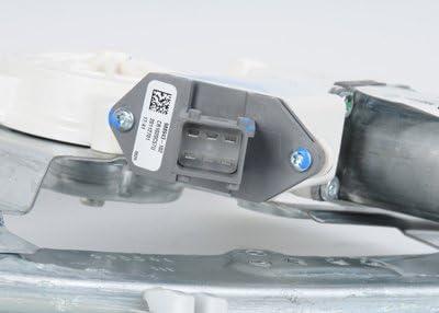 ACDelco 25980844 GM Original Equipment Rear Passenger Side Power Window Regulator and Motor Assembly