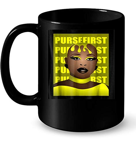 Purse First Bob The Drag Queen Muqs 11OZ Coffee -