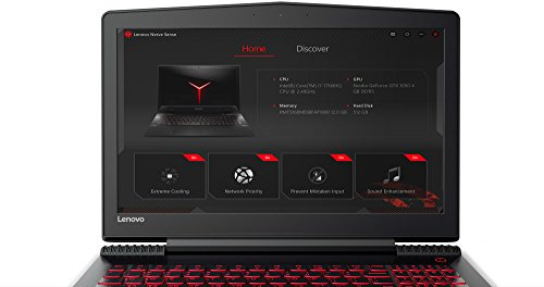 Lenovo Y520 80WK00R1IN 15.6-inch Laptop (7th Gen Core i7-7700HQ/8GB/1TB+128GB SSD/Windows 10/4GB Graphics/with Pre… -  - Laptops4Review