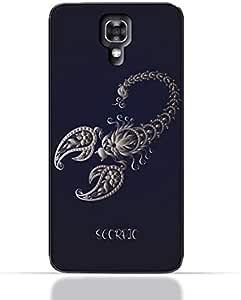 LG X Cam TPU Silicone Case With Zodiac Sign Scorpio Design